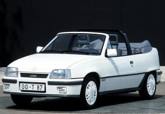 opel kadett gsi cabrio e 1986 90 pictures. Black Bedroom Furniture Sets. Home Design Ideas