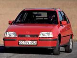 Opel Kadett GSi 5-door (E) 1989–91 wallpapers