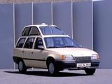 Opel Kadett photos
