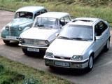 Opel Kadett pictures
