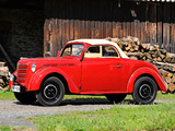 Photos of Opel Kadett Cabrio Spitzname Strolch Prototyp (K38) 1938