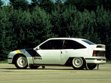 Photos of Opel Kadett Rallye 4x4 Gr.B (E) 1985