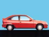 Pictures of Opel Kadett GSi (E) 1984–91