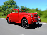 Opel Kadett Cabrio Spitzname Strolch Prototyp (K38) 1938 wallpapers
