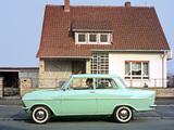 Opel Kadett (A) 1962–64 wallpapers