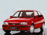 Opel Kadett GSi (E) 1984–91 wallpapers