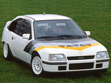 Opel Kadett Rallye 4x4 Gr.B (E) 1985 wallpapers
