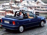 Opel Kadett Cabrio (E) 1989–93 wallpapers
