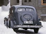 Images of Opel Kapitän 1939–40