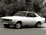 Opel Manta (A) 1970–75 images