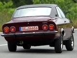 Opel Manta (A) 1970–75 photos