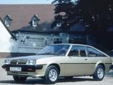 Opel Manta CC Berlinetta (B) 1975–88 photos