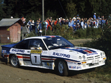 Opel Manta 400 Rally Car 1981–84 pictures