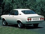 Photos of Opel Manta (A) 1970–75