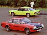 Photos of Opel Manta (B) 1975–88