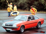 Pictures of Opel Manta SR (B) 1975–88