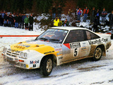 Pictures of Opel Manta 400 Rally Car 1981–84
