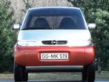 Opel Maxx 5-door Concept 1995 pictures