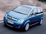 Images of Opel Concept M (A) 2002