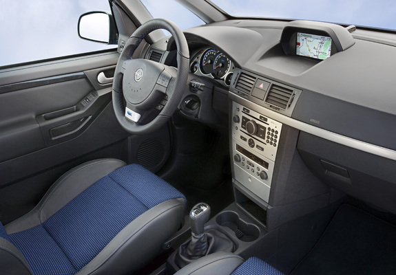 Images Of Opel Meriva Opc A 200610