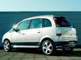 Images of Irmscher Opel Meriva (A) 2006–10