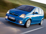 Images of Opel Meriva OPC (A) 2006–10