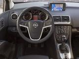 Images of Opel Meriva (B) 2013