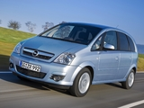 Opel Meriva (A) 2006–10 pictures