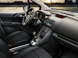 Opel Meriva (B) 2010–13 images