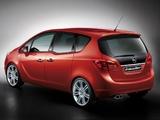Irmscher Opel Meriva (B) 2010 photos