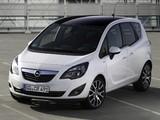 Opel Meriva Design Edition (B) 2011 photos