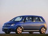 Photos of Opel Concept M (A) 2002