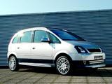 Photos of Irmscher Opel Meriva (A) 2006–10