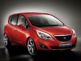 Photos of Irmscher Opel Meriva (B) 2010