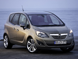 Photos of Opel Meriva (B) 2010