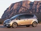 Photos of Opel Meriva (B) 2013