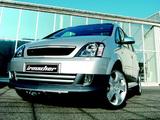Pictures of Irmscher Opel Meriva (A) 2006–10