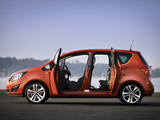 Pictures of Opel Meriva (B) 2010–13