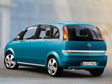 Opel Concept M (A) 2002 wallpapers