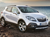 Images of Opel Mokka 2012