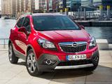 Images of Opel Mokka Turbo 4x4 2012