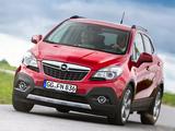 Opel Mokka Turbo 4x4 2012 images