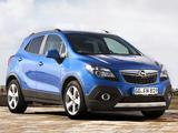 Opel Mokka 2012 images