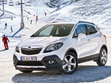Opel Mokka 2012 photos