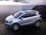 Opel Mokka 2012 pictures