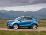 Opel Mokka X 2016 images