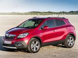 Opel Mokka Turbo 4x4 2012 wallpapers