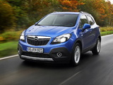 Opel Mokka 2012 wallpapers