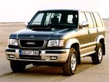 Images of Opel Monterey 5-door 1998–99