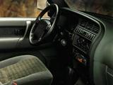 Opel Monterey 5-door 1992–98 pictures